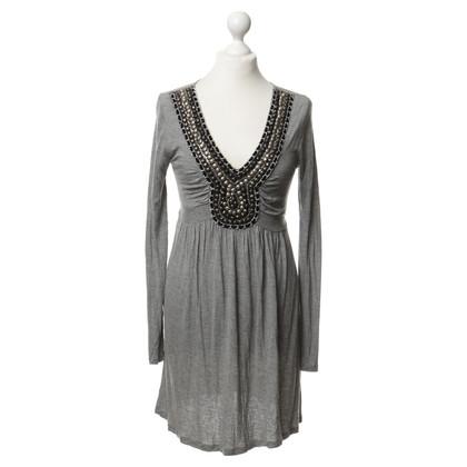 Set Kleid mit Verzierung