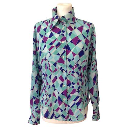 Ferre camicia multicolor