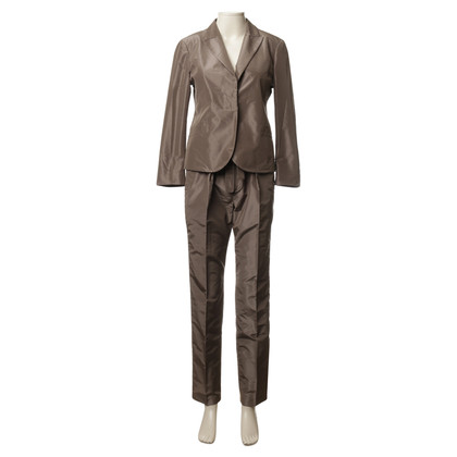 Gucci Trouser suit with silk