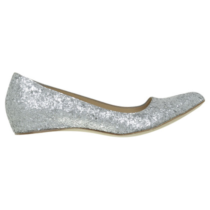 Maison Martin Margiela for H&M Ballerina's in zilver