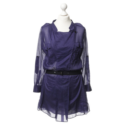 Isabel Marant Etoile Tunic dress in purple