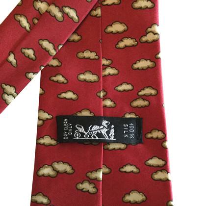 Hermès Cravatta seta