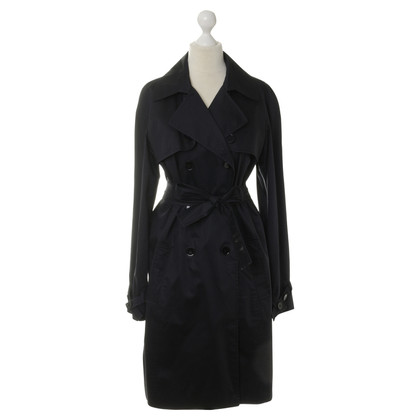 JOOP! Trench coat in dark blue