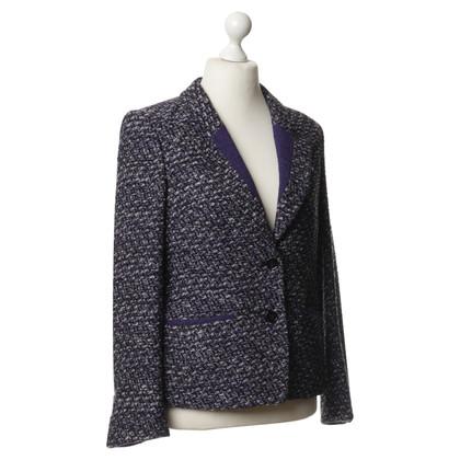 Rena Lange Blazer in purple shades
