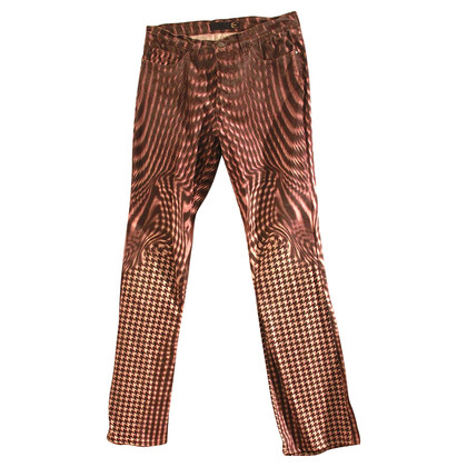 Just Cavalli patterned pants