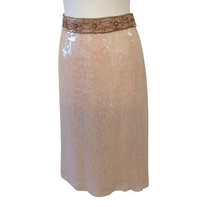 Blumarine sequined skirt