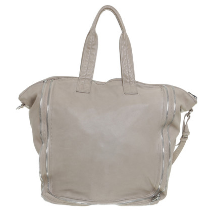 Alexander Wang Beige Bag with zipper details