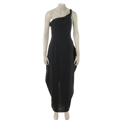 Armani Abendkleid in Anthrazit