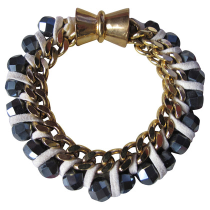 Bex Rox bracelet with leather