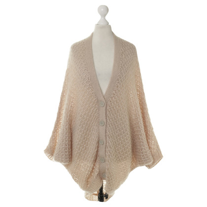 By Malene Birger Cardigan in Nudefarben