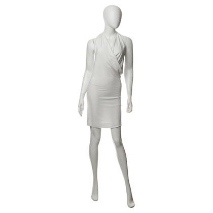 Red Valentino Halter jurk in wit