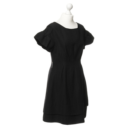 3.1 Phillip Lim Dress of wool and linen