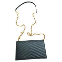 Saint Laurent Shoulder bag with Monogram-buckle