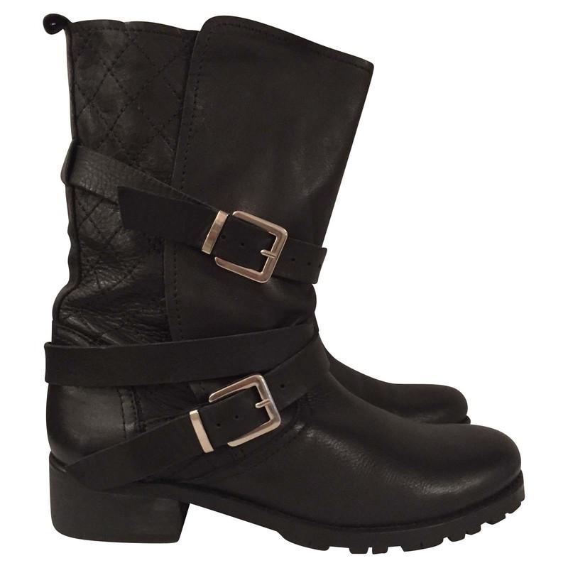 Maje Biker boots