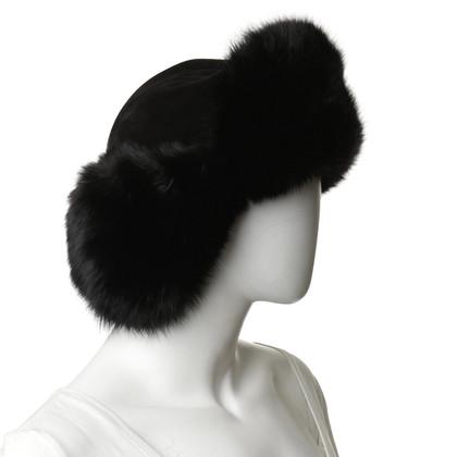 Bally Fur hat
