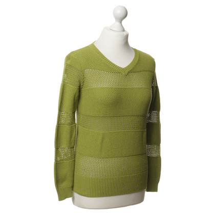 Carven Sweater in green