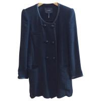 Isabel Marant Black frock coat