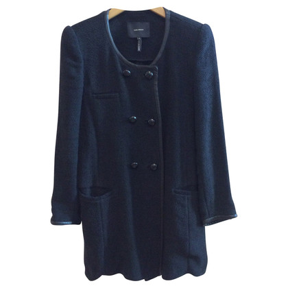 Isabel Marant Black frock coat