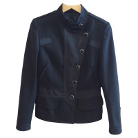 Other Designer Stiff - jacket with Brocade-look