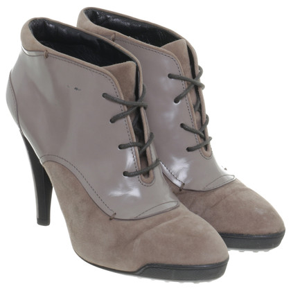 Tod's Ankle boots in natural colours