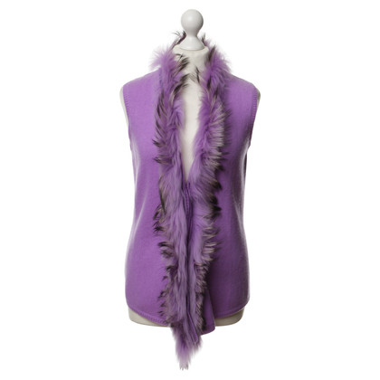 Other Designer Princess goes Hollywood - vest purple