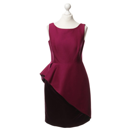 Halston Heritage Dress with silk
