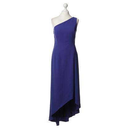 Halston Heritage Kleid in Blau