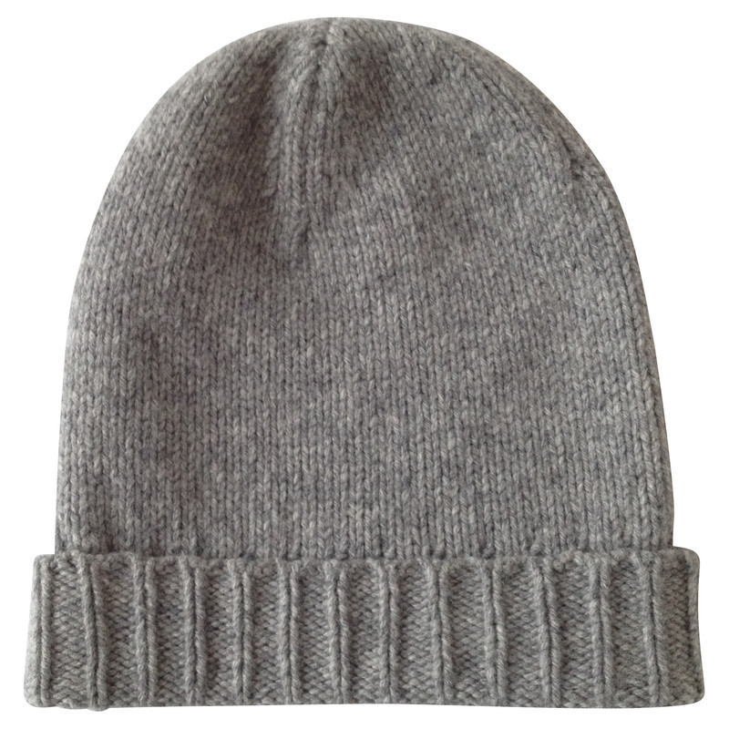 Acne Cap made of wool