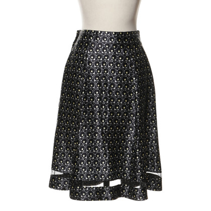 Marc Jacobs Met silk rok
