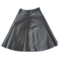 Bally Leather skirt