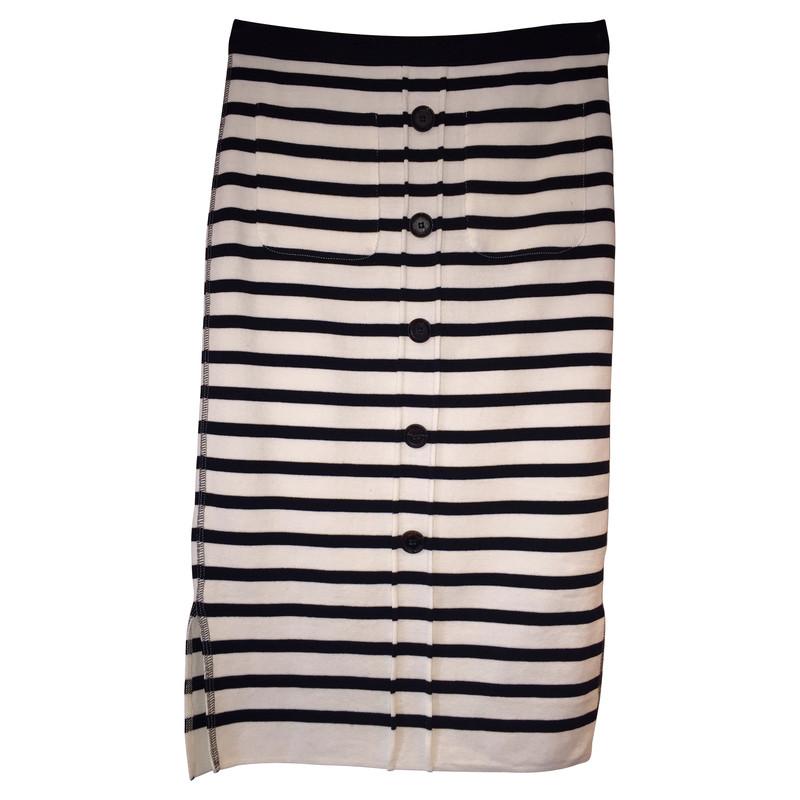 Marc Cain Maritime skirt