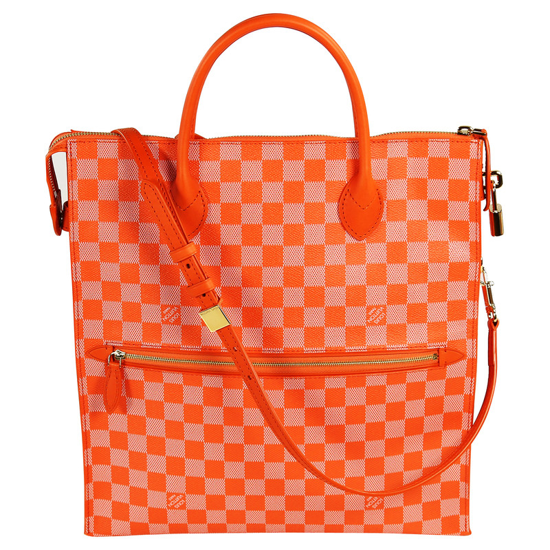 Louis Vuitton Tote bag in Damier Couleurs