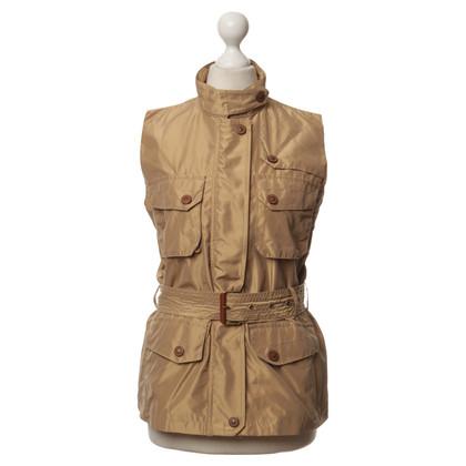 Ralph Lauren Vest met gouden shimmer