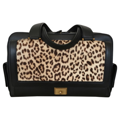"Jimmy Choo Handtasche ""Catherine"" in Leopard"