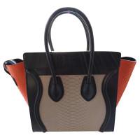 Céline Phantom bag in tricolor