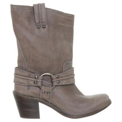 Frye Boots in grey