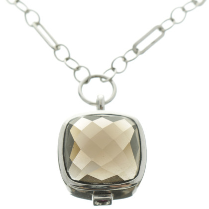 Other Designer Smoky quartz necklace