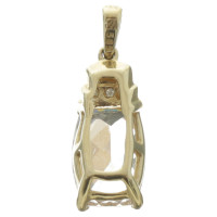 Other Designer Pendant in yellow gold