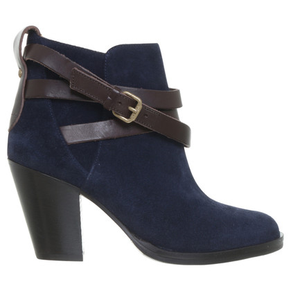 Navyboot Ankle boots in blue