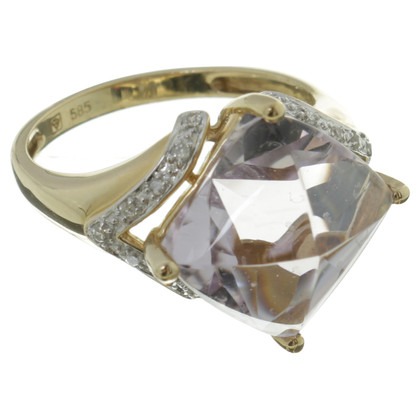 Other Designer Opulent ring yellow gold