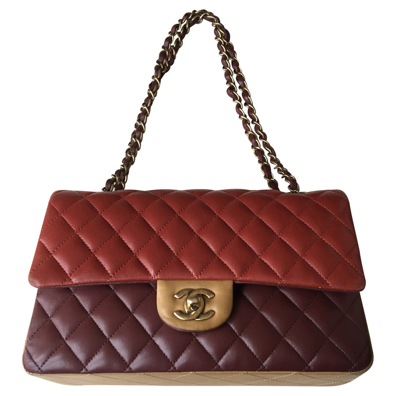 Chanel Double Flap Bag in Medium