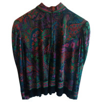 Leonard silk blouse