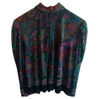 Leonard zijde blouse