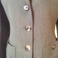 Hermès Green Blazer