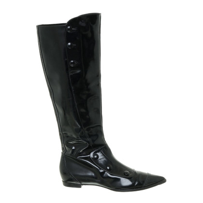 Pollini Women's boots in black