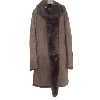 Patrizia Pepe Sheepskin coat