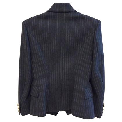 Balmain Pin-stripe Blazer