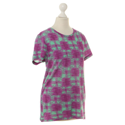 Marc by Marc Jacobs T-shirt in rosa-verde
