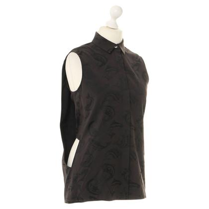 Kenzo Koi motif blouse