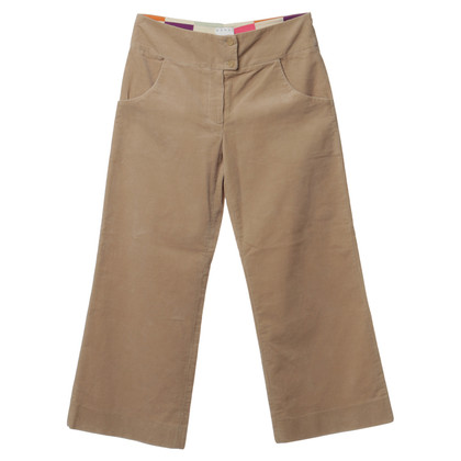 Marni Corduroy trousers in beige